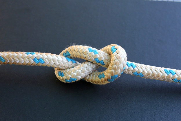 Figure Eight Knot | Basic Knots Every Man Should Know | Rugged Standard | Bowline knot | how to tie knots | camping knots