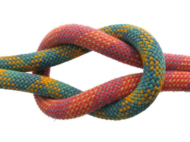 Square Knot | Basic Knots Every Man Should Know | Rugged Standard | Bowline knot | how to tie knots | camping knots