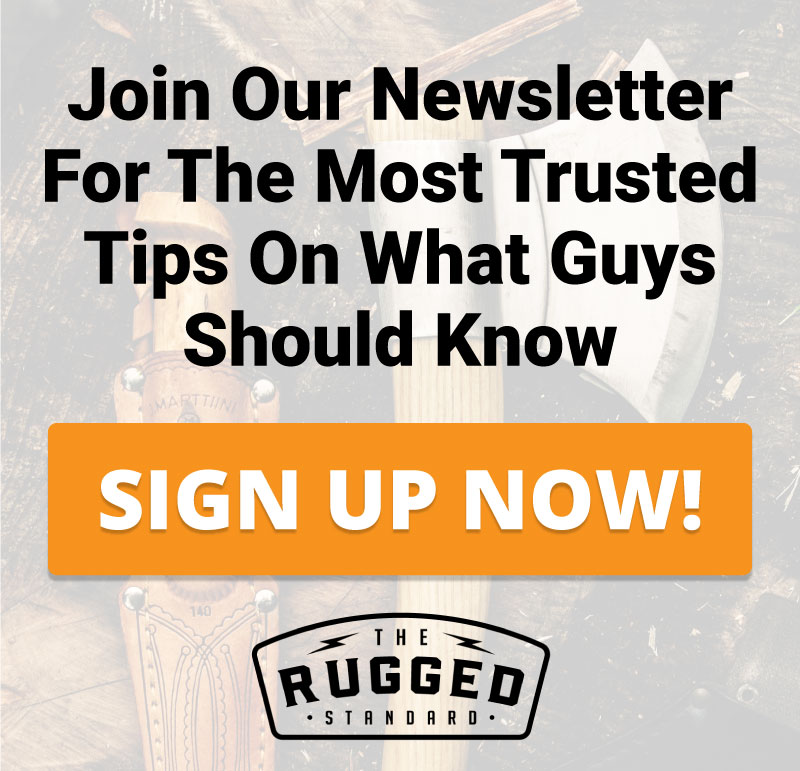 Join our newsletter for the most trusted tips on what guys should know. SIGN UP NOW!