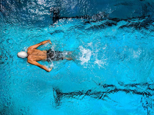 Swimming | Workout Plans For Men That Don't Require A Gym Membership