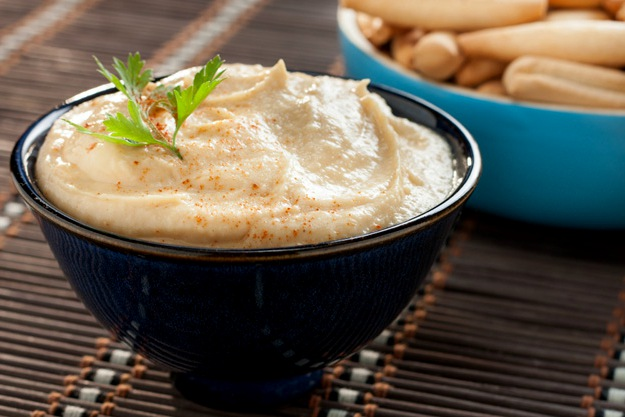 Hummus Dip | Quick Holiday Recipes Any Man Can Cook